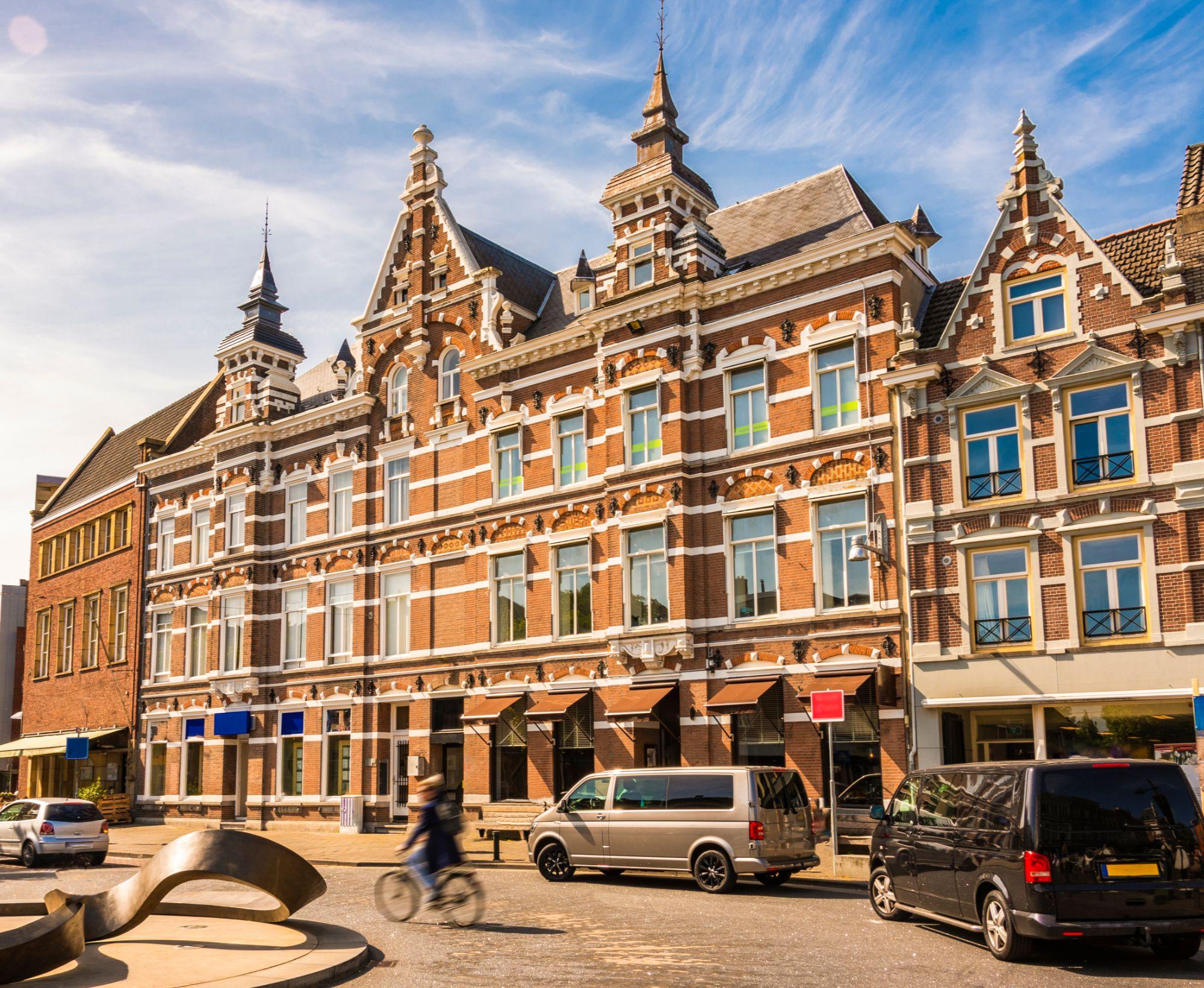 Breda | Webdesign | Wordpress | Kantoor | Contact